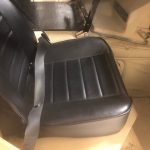 M1125 Front Seat